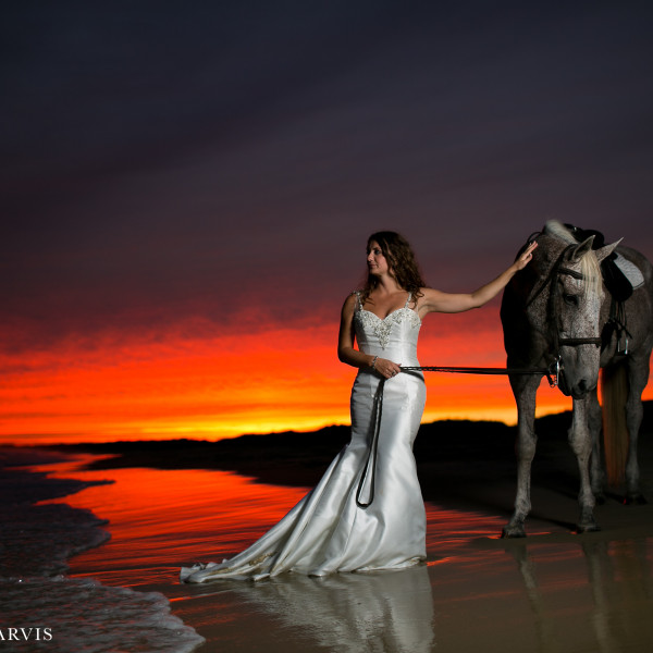 Outer Banks Bride - Hatteras Island