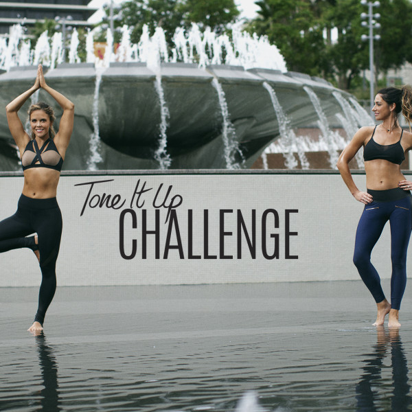 Inspirational Active Women - Tone It Up - Karena and Katrina