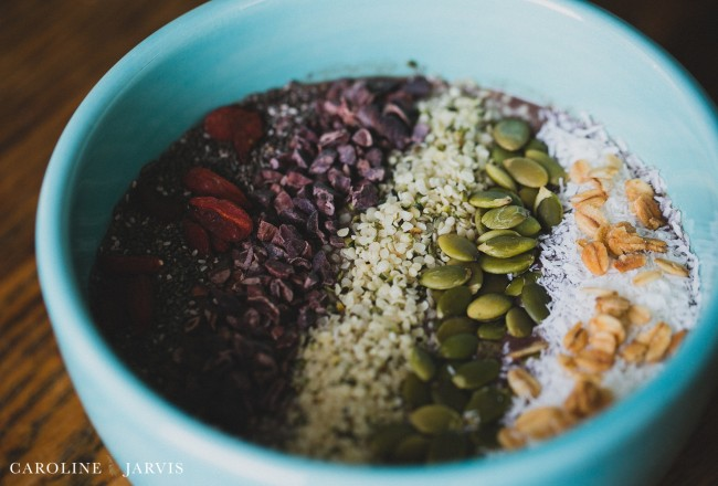 Acai Bowl - The Superfood Smoothie :)