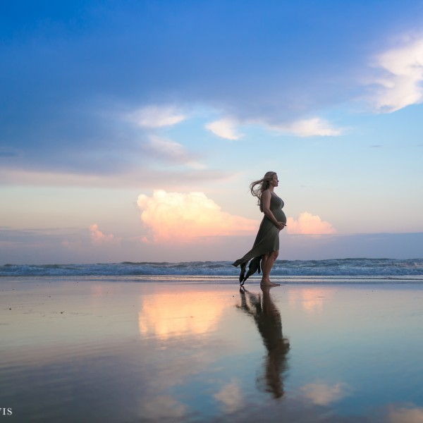 Maternity Sessions on the Outer Banks of NC