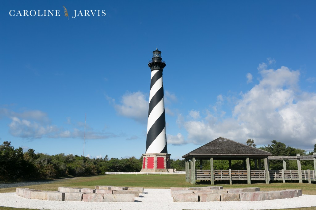 Cape Hatteras Lighthouse by Caroline Jarvis Photography