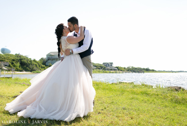 Inn on Pamlico Sound Wedding