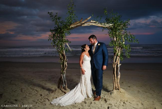 The Pine Island Lodge Wedding