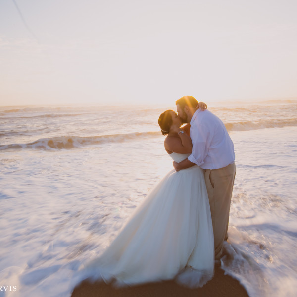 The Sanderling Resort Wedding - Duck, NC