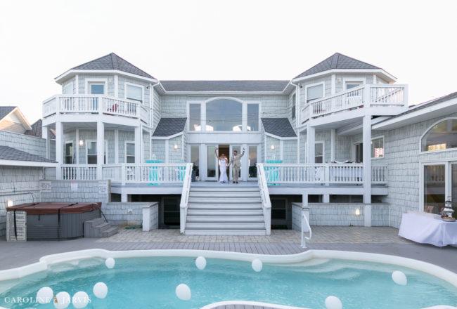 The Dream Beach Wedding   Corolla, NC   Twiddy & Company