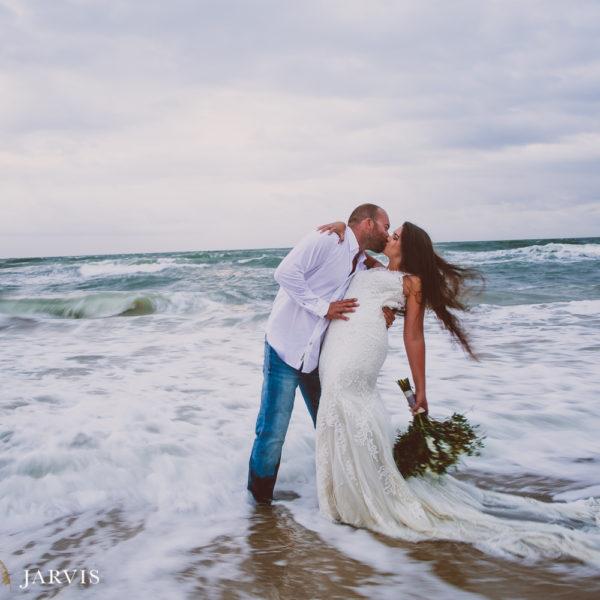 Hatteras Island Wedding