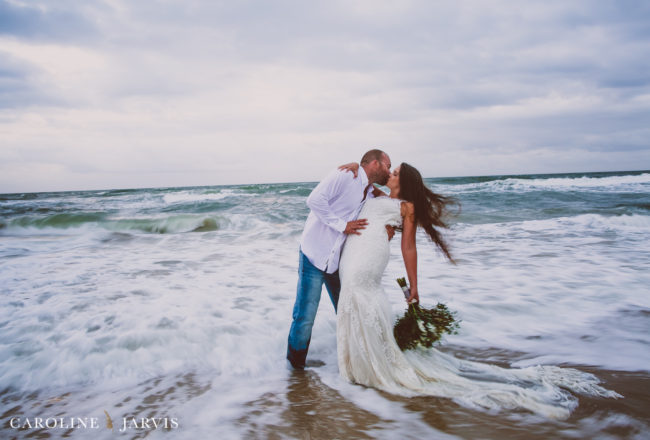 Hatteras Island Wedding