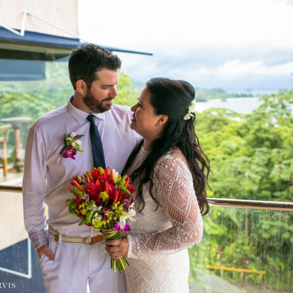 Costa Rica Destination Wedding - Villa Punto de Vista