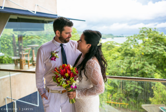 Costa Rica Destination Wedding - Villa Punto de Vista