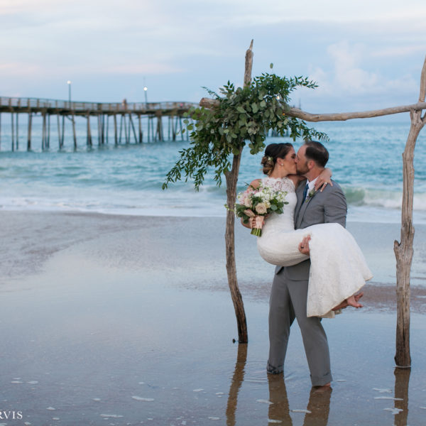 Koru Beach Klub Wedding - Mr. & Mrs. Sperry